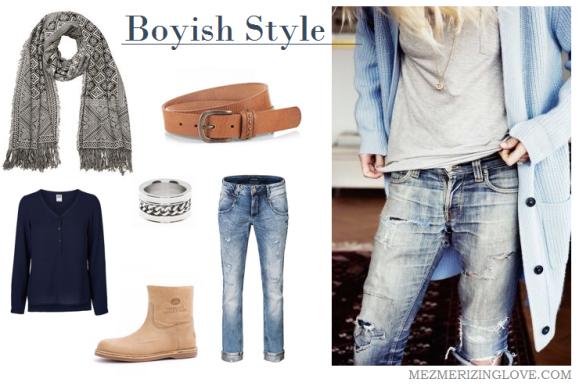 boyishstyle