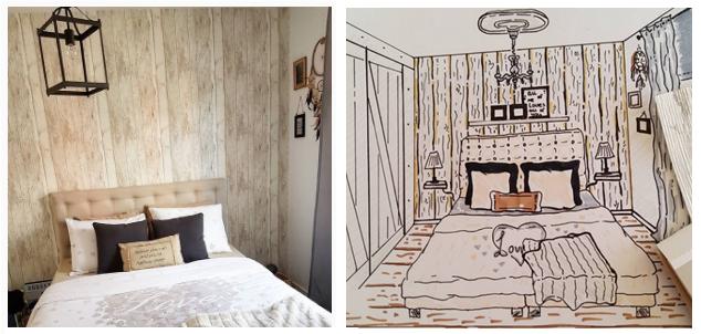 resultaat-tekening-slaapkamer