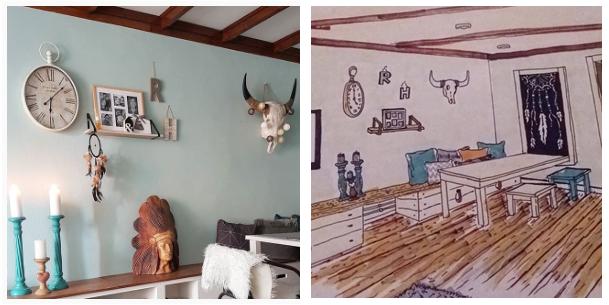 INTERIOR   DREAMTEAM NL : Our House #2   MESMERIZING LOVE
