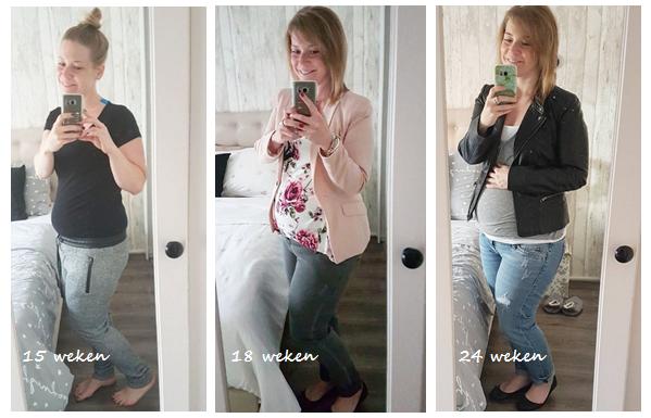 selfie-wekenzwanger
